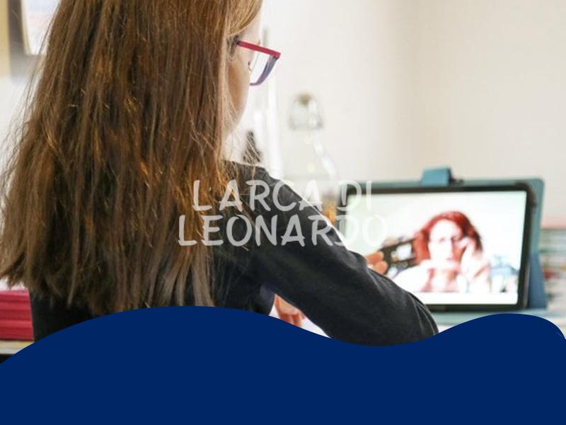 Arca di Leonardo Assistenza compiti on line
