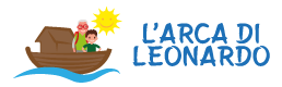 L'Arca di Leonardo Logo